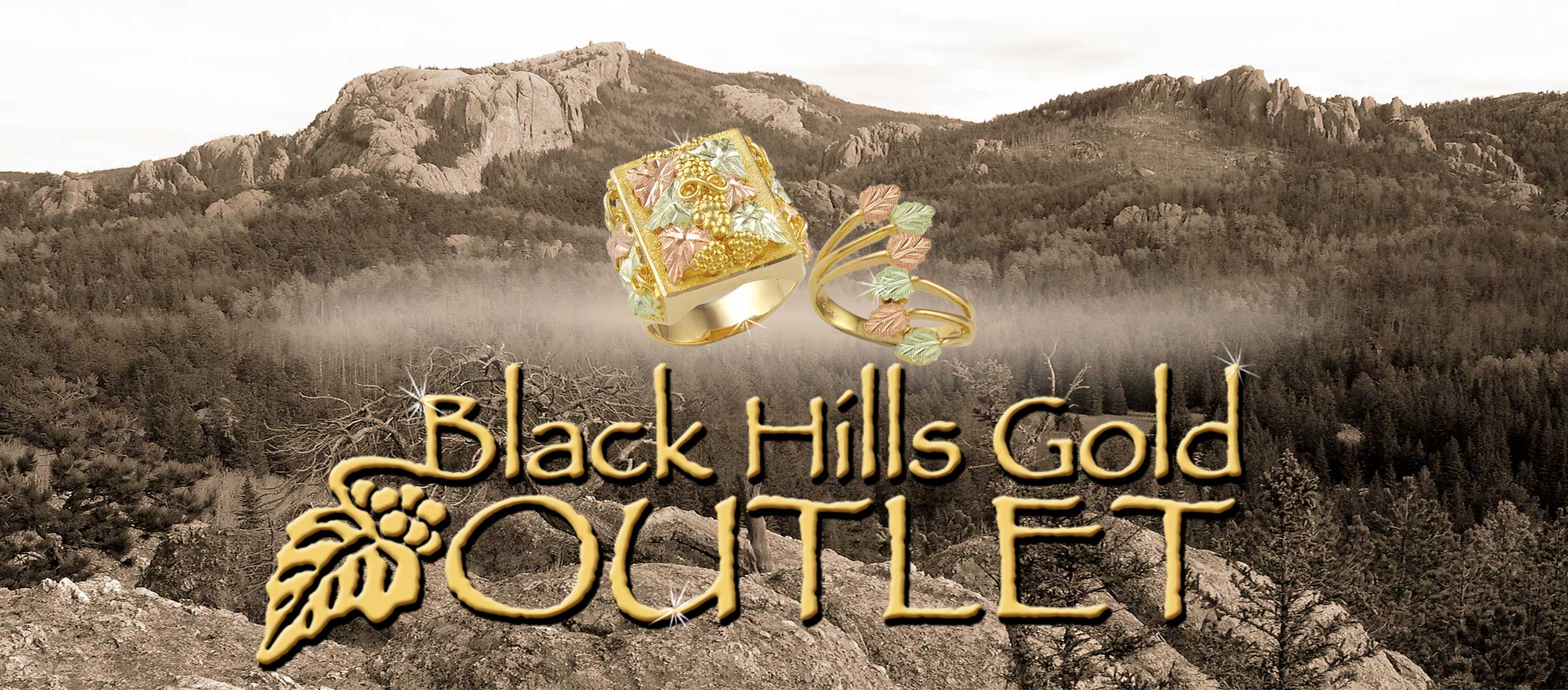 Black Hills Gold Outlet
